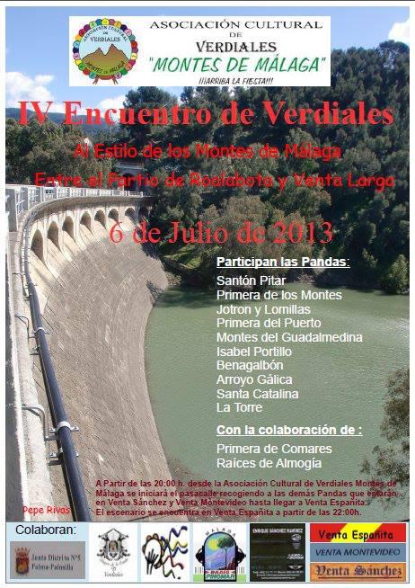 2013 IV Encuentro de Verdiales